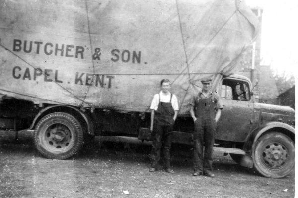 Butcher & Son Vehicle
